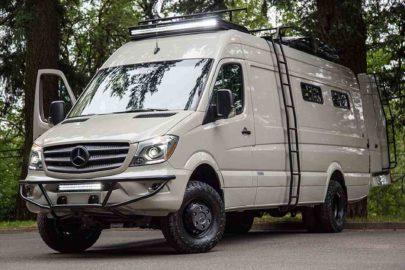 The Lavish Nature of Luxury RVs